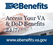Veterans benefits logo