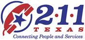 2 1 1 Texas logo