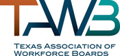 Texas association of workforce board logo
